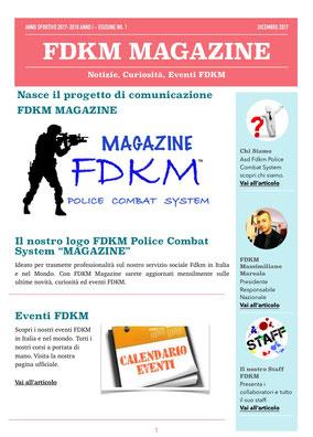 magazine fdkm 2017 dicembre