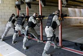 TECNICHE al poligono fdkm military