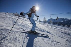 Skiurlaub im Kaiserwinkl