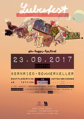 Liebesfest 2017 und andere Events