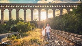 Des photos d'engagement, de fiançailles