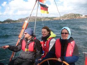 segelreisen nordsee