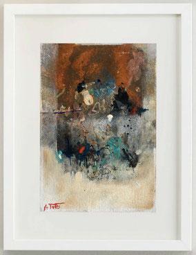 LIGHT, 2019, tecnica mista, 20 x 30