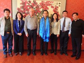 Generalkonsul WANG Shunqing (4.4.2017)