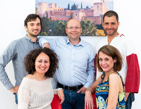 Team der Sprachschule Alegría Wien