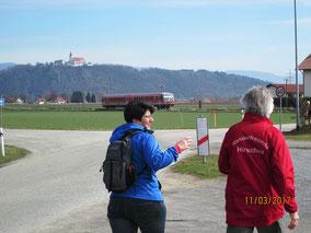 WT Ittling: Wallfahrtskirche Bogenberg