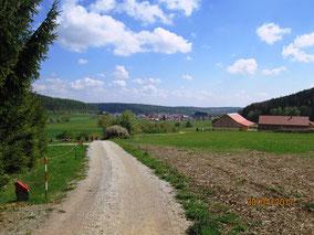 04/17: WT Hohenfels: durchs oberpfälzer Jura