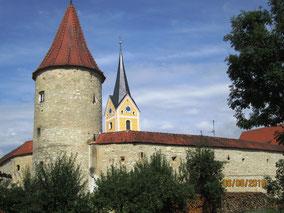 WT Berching: Stadtmauer