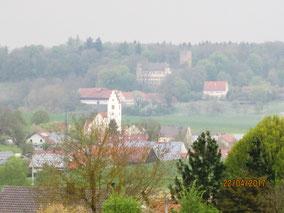 WT Thalmassing: Untersanding m. Schloß Neueglofsheim