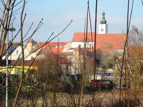 WT Neunburg v. Wald, Ortskern