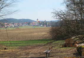 03/17: WT Leonberg: Blick auf Leonberg