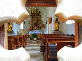 gelebte Kultur (die Kapelle von Krickelsdorf) und