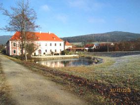 WT Neunburg: Brauereigasthof in Kröblitz