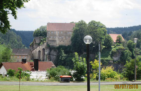 WT Pottenstein (Burg)
