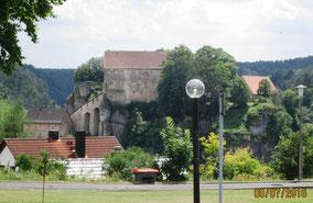 WT Pottenstein (Burg)