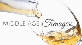 Middle-aged teenages