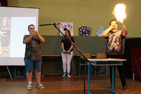 Klassenfahrt - Musical 3a und 4b