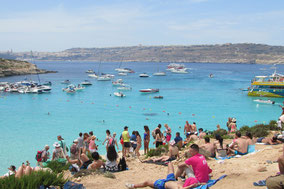 Sprachwoche Malta 4. Klassen