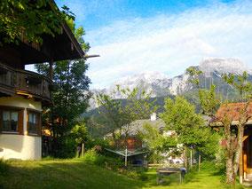 Ferienwohnungen in Schönau am Königssee