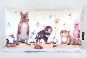 """Tassie Jamboree"" Cushion $69"