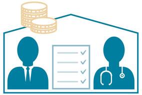 Pour accéder au psychologue en téléconsultation, les salariés utilisent les crédits de la convention partenaire