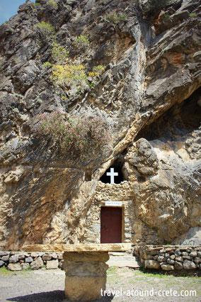 Tripiti Crete, Trypiti Kreta, Tripiti Canyon, Tripity Gorge, Tripiti Schlucht, Trypiti Hiking