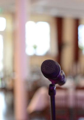 Bühnenprogramm, Lieder, Songs
