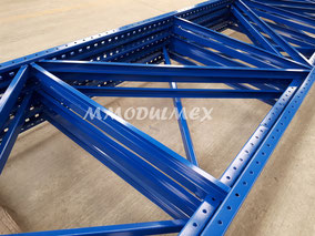 Postes o marcos de rack industrial