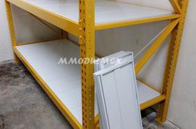 Rack de carga industrial