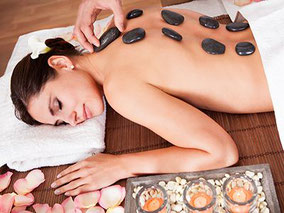 Hot Stone massage, hot stones, massage, warm massage, mobile hot stone massage, st Albans, mobile beauty, pamper, relaxation,