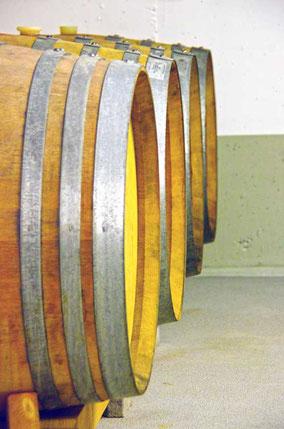 Weinkeller Weingut Hiller
