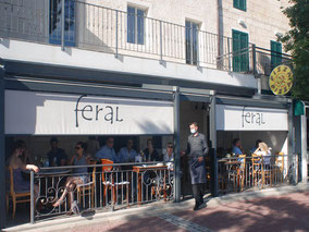 MAG Lifestyle Magazin Kroatien Dalmatien Urlaub Reisen Brela Restaurant Konoba Feral Kulinarik Makarska Riviera