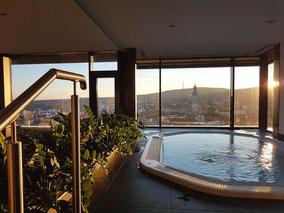 MAG Lifestyle Magazin Wellness Sauna FKK Gesundheit Beauty Ungarn Sopron Ödenburg Sky Wellness Hotel Sopron