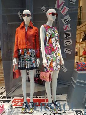 mag lifestyle magazin online reisen urlaub travel österreich wien kärntnerstrasse graben rotenturmstrasse kohlmarkt shopping sommer summer versace open air einkaufserlebnis shoppingvergnügen
