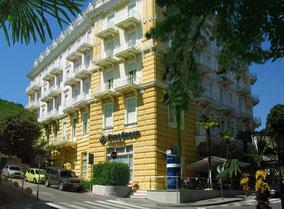 Opatia Abbazia Kroatien Hotels Urlaub Reisen Hotel Bristol