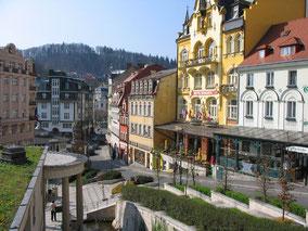 MAG Lifestyle Magazin Reisen Urlaub Karlsbad Kurort Kur Tschechien Kur Kultur Shopping Kulinarik