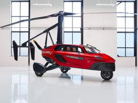 MAG Lifestyle Magazin Autos fliegen  fliegendes Auto PAL-V Liberty Straßenzulassung Mobilität Zukunft Sicherheit Benutzerfreundlichkeit Leistung Kompaktheit Designfaktoren