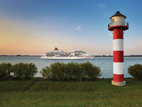 MAG Lifestyle Magazin Kreuzfahrt Kreuzfahrten Hapag Lloyd MS Europa