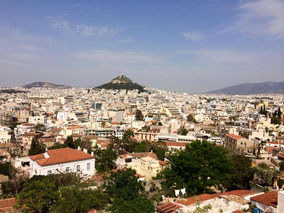 MAG Lifestyle Magazin Urlaub Reisen Reisebericht Cornelia Singer Griechenland Athen Attiki Musik Akropolis