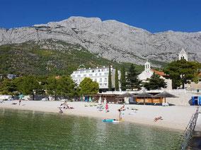dalmatien lifestyle hotel  kroatien trend urlaub baska voda makarska riviera