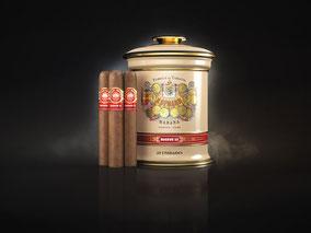 MAG Lifestyle Magazin online Habana Cuba Zigarren Habanos H. Upmann Magnum 56 Jar in Cannes