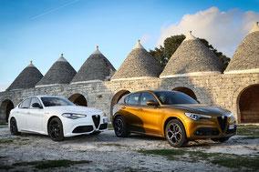 Der neue Alfa Romeo Giulia und Stelvio MY2020 Fahrgefühl erreicht ein neues Niveau