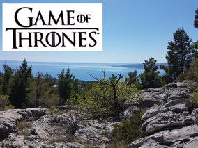 MAG Lifestyle Magazin Kroatien Dalmatien Urlaub Reisen Adria Makarska Riviera Hidden places Sets Game of Thrones Makarska Riviera Baska Voda Krvavica Filmlocations Daenerys Heerlager