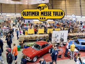 MAG Lifestyle Magazin Auto Motor Sport Oldtimer Messe Tulln verschoben Coronakrise Corona Krise Österreich 2020