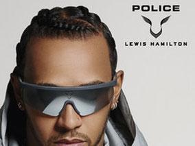 MAG Lifestyle Magazin online Police Eyewear-Kollektion Lewis Hamilton Brillen Sonnenbrillen Formel Grand Prix Italien Monza