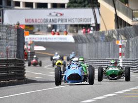 MAG Lifestyle Magazin Motorsport Events Monaco Monte Carlo Triple Grand Prix Frühling 2021 Historique Formel 1 Frühling
