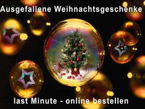 MAG Lifestyle Magazuin ausgefallene Weihnachtsgeschenke last Minute online bestellen