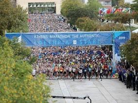 MAG Lifestyle Magazin Urlaub Reisen Reisebericht Cornelia Singer Griechenland Athen Marathon Events 2019