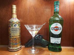 MAG Lifestyle Magazin Cocktails Filmklassiker Film Kino James Bond 007 Cocktail Wodka Martini Die 2 Creole Scream Roger Moore Tony Curtis Sean Connery