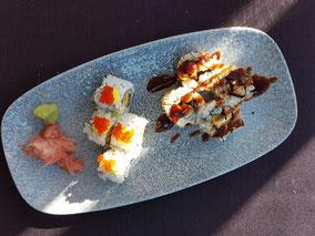 MAG Lifestyle Magazin Urlaub Reisen Kroatien Gourmet Feinschmecker Restaurants Sushi Sushirestaurant japanische mediterrane Spezialitäten